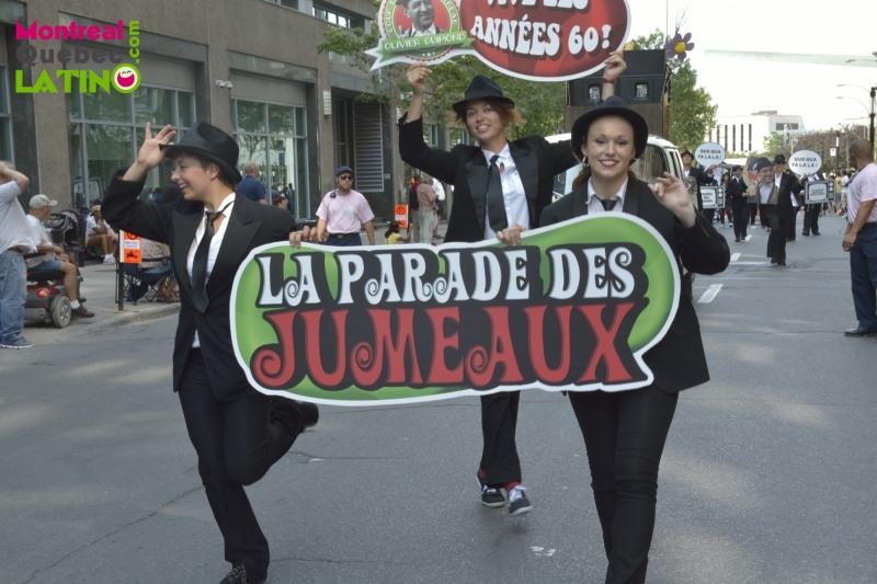 Desfile de Gemelos