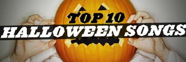 Billboard's Top 10 Halloween Hits