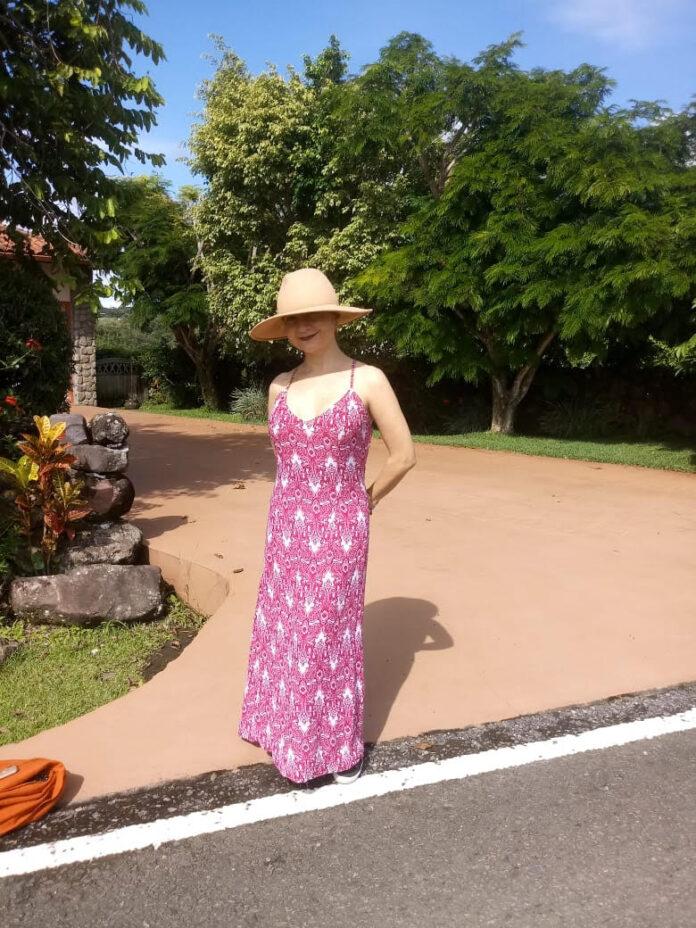 Autoestima Mujer sin equipaje Con retazos no se hace un buen traje