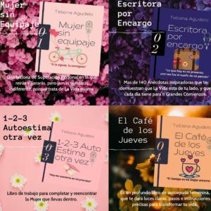 Libros de Autoayuda y Motivación femenina